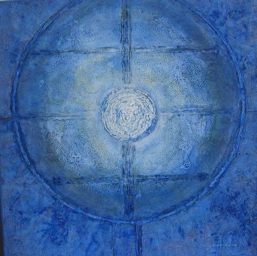 Friedhard Meyer, Meditation, Fantasy, Miscellaneous Emotions, Contemporary Art