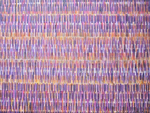 Friedhard Meyer, Farbkörper 1, Decorative Art, Abstract art, Contemporary Art