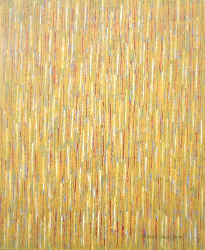 Friedhard Meyer, Needles 2, Abstract art, Decorative Art, Contemporary Art