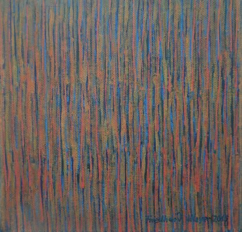 Friedhard Meyer, Miniatur 3, Abstract art, Decorative Art, Contemporary Art