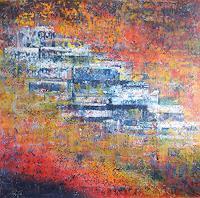 Friedhard-Meyer-Abstract-art-Miscellaneous-Buildings-Contemporary-Art-Contemporary-Art