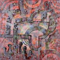 Friedhard-Meyer-War-People-Group-Contemporary-Art-Contemporary-Art