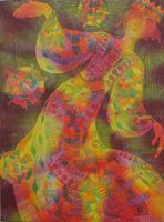Friedhard-Meyer-People-Men-Burlesque-Contemporary-Art-Contemporary-Art