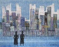 Friedhard-Meyer-People-Men-Miscellaneous-Buildings-Contemporary-Art-Contemporary-Art