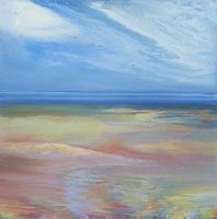 Friedhard-Meyer-Landscapes-Sea-Ocean-Miscellaneous-Landscapes-Contemporary-Art-Contemporary-Art