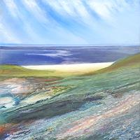 Friedhard-Meyer-Landscapes-Sea-Ocean-Landscapes-Beaches-Contemporary-Art-Contemporary-Art