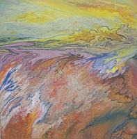 Friedhard-Meyer-Miscellaneous-Landscapes-Fantasy-Contemporary-Art-Contemporary-Art