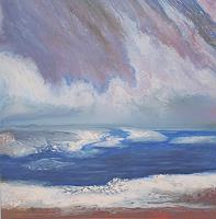 Friedhard-Meyer-Landscapes-Sea-Ocean-Miscellaneous-Landscapes-Contemporary-Art-Contemporary-Art