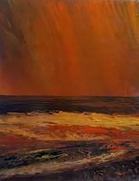 Friedhard-Meyer-Landscapes-Sea-Ocean-Nature-Water-Contemporary-Art-Contemporary-Art