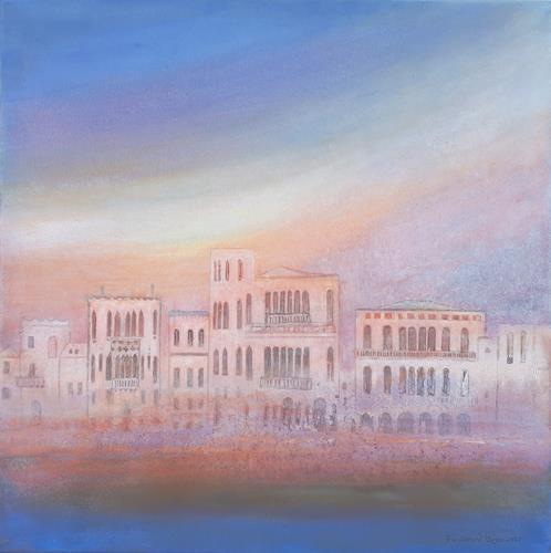 Friedhard Meyer, Palazzo Barbarigo, Architecture, Miscellaneous Buildings, Contemporary Art