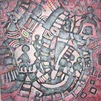 Friedhard-Meyer-Miscellaneous-Buildings-Game-Contemporary-Art-Contemporary-Art