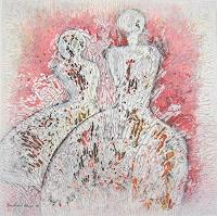 Friedhard-Meyer-People-Group-Sports-Contemporary-Art-Contemporary-Art
