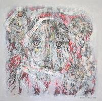 Friedhard-Meyer-People-Faces-Emotions-Horror-Contemporary-Art-Contemporary-Art