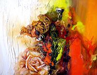 Rosa-Meister-Plants-Flowers-Abstract-art-Contemporary-Art-Deconstructivism