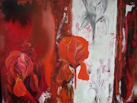 Rosa-Meister-Decorative-Art-Plants-Flowers-Contemporary-Art-Deconstructivism