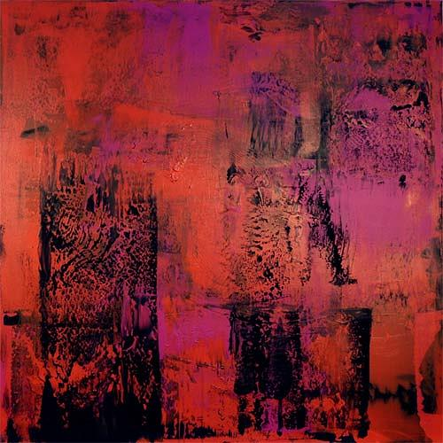 Claudia Färber, Lava, Abstract art, Burlesque, Colour Field Painting
