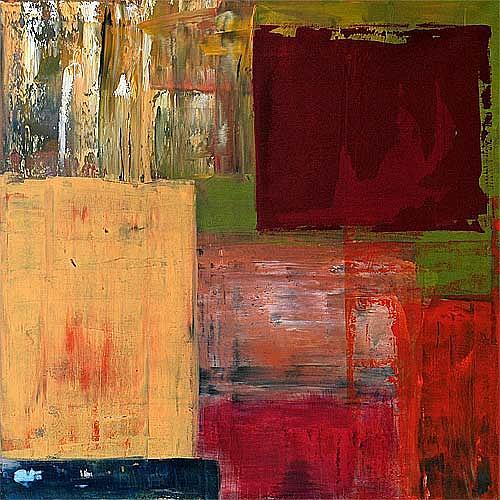 Claudia Färber, Esauira, Abstract art, Still life, Colour Field Painting