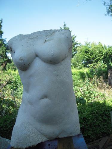 Gautam, Gabi, Erotic motifs: Female nudes, Movement, Expressive Realism