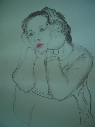 Gautam, Liebeskummer, Emotions: Grief, People: Women, Realism