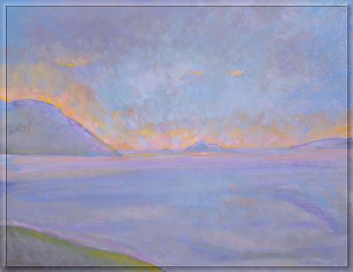 Christophorus Hardenbicker, Samio.Ende SEPT 2015, Landscapes, Landscapes, Impressionism