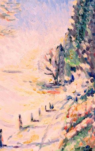 Christophorus Hardenbicker, Winter 1998, Landscapes: Winter, Impressionism