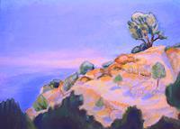 Christophorus-Hardenbicker-Landscapes-Sea-Ocean-Modern-Age-Impressionism