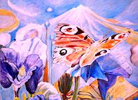 Christophorus-Hardenbicker-Plants-Flowers-Modern-Age-Impressionism