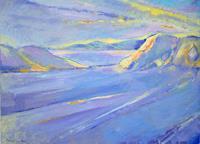 Christophorus-Hardenbicker-Landscapes-Landscapes-Sea-Ocean-Modern-Age-Impressionism