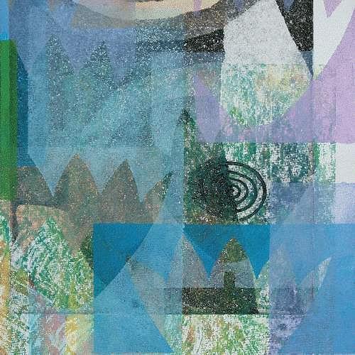 Manuela Rauber, Tag und Nacht, Abstract art, Symbol, Spurensicherung