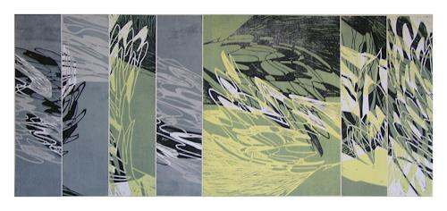 Manuela Rauber, periode | tn01, Nature: Miscellaneous, Abstract art, Contemporary Art, Expressionism