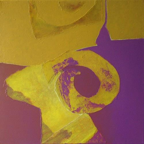 Manuela Rauber, Gegengelb 6, Animals: Land, Symbol, Contemporary Art