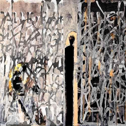 Manuela Rauber, ManuScript 9, Abstract art, Miscellaneous, Contemporary Art