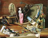 Michael-Lassel-Still-life-Symbol-Modern-Times-Realism