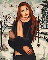 Ekaterina Moré, Januar. Winterstimmung
