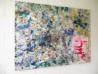 waldraut-hool-wolf-Abstract-art-Nature-Earth-Contemporary-Art-Neue-Wilde