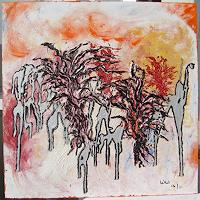 waldraut-hool-wolf-People-Group-Abstract-art-Modern-Times-Modern-Times