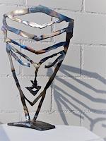 waldraut-hool-wolf-Abstract-art-People-Faces-Modern-Age-Pop-Art