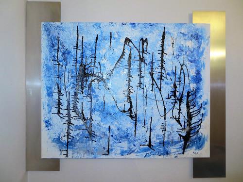 waldraut hool-wolf, farbenspiel, Abstract art, Movement, Modern Times