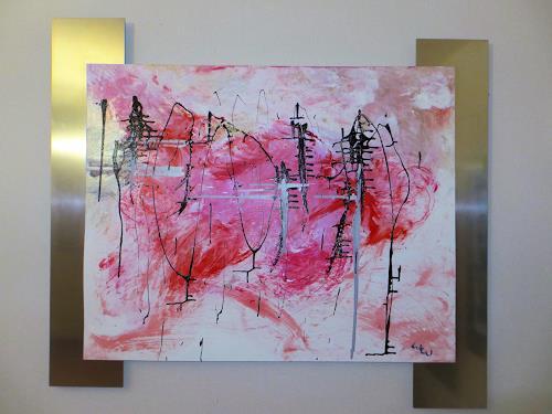 waldraut hool-wolf, farbenspiel, Abstract art, Movement, Abstract Art