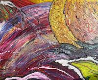 waldraut-hool-wolf-Abstract-art-Abstract-art-Contemporary-Art-Neo-Expressionism