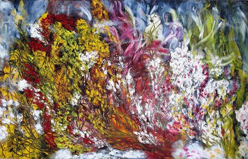 waldraut hool-wolf, 146 ?, Abstract art, Fantasy, Neo-Expressionism