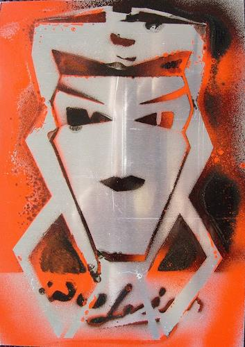 waldraut hool-wolf, last now maybe egypt, Abstract art, Abstract art, Expressionism