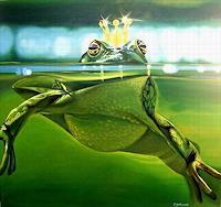 Wandmaler-Fairy-tales-Miscellaneous-Animals-Modern-Times-Realism