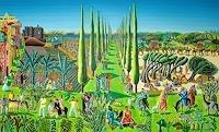 raphael-perez-Miscellaneous-Landscapes-Miscellaneous-Plants-Modern-Age-Primitive-Art-Naive-Art