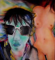 Helga-Sachse-People-Portraits-Erotic-motifs-Female-nudes-Contemporary-Art-Contemporary-Art
