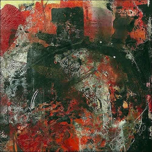 term paper abstract expressionism Expressionism is when an artist expresses an inclination towards the distortion of  reality for emotional effect while all art is expressionist to a certain extent, the.