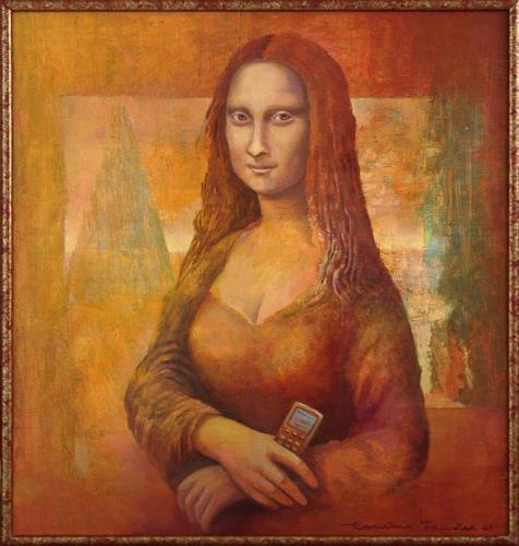 Cornelius Fraenkel, Monas free day, People: Women, History, Contemporary Art
