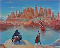 Cornelius-Fraenkel-Fantasy-Music-Concerts-Contemporary-Art-Post-Surrealism