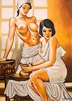 Bona, Clasic Nudes