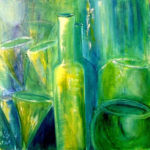 Agnes Vonhoegen, Stillleben, Still life, Decorative Art, Contemporary Art
